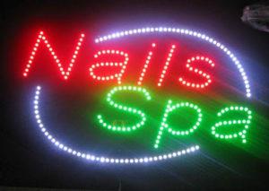 Bảng hiểu công ty chữ nổi đèn LED giá rẻ