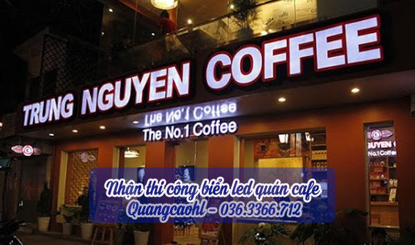 mau bien quang cao quan cafe