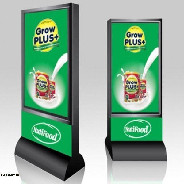 bảng đứng quảng cáo